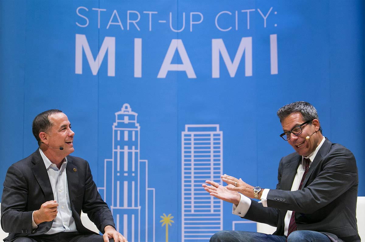 Start-Up City: Miami